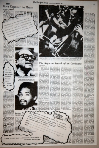 """Joan Peyser, """"The Negro in Search of an Orchestra"""", ''[[The New York Times]]'', November 26, 1967"""